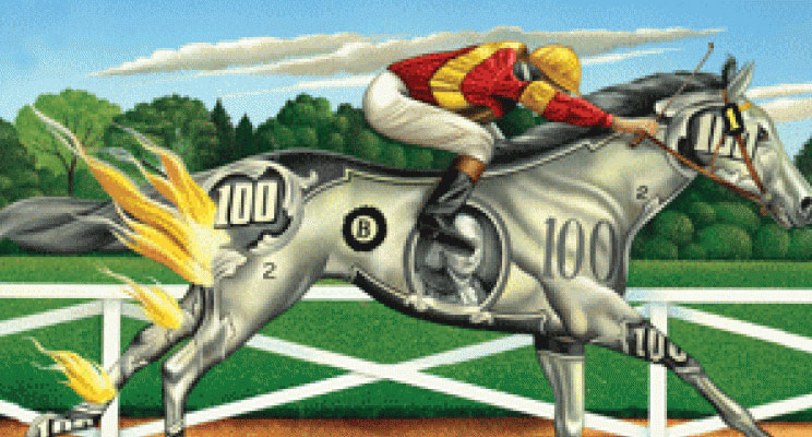 betting on the jockey